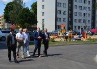 Lietuvos Respublikos ūkio ministro vizitas Jurbarke