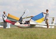Tarp istorinio skrydžio nuo Baltijos iki Juodosios jūros  organizatorių – jurbarkietė