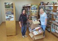 Mokslo ir žinių dieną kaimo žmonėms dovanojo skaitymo džiaugsmą