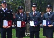 Minint Policijos dieną pagerbti keturi geriausi rajono pareigūnai