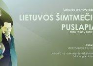 Paroda: Lietuvos šimtmečio puslapiai