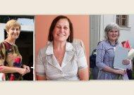 Mokytojo diena. Garbingiausi pripažinimo ženklai - trims direktorėms (visas apdovanotųjų sąrašas))