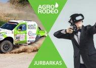 """""""Agrorodeo"""" Dakaro komanda ture per Lietuvą pristatys ne tik automobilį"""