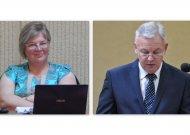 Biudžeto projektas: Seimo narys ir administracijos direktorė apsikeitė priekaištais