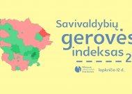 Savivaldybių gerovės indeksas. Jurbarko rajonas - tarp vidutiniokų (sužinokite, pagal kuriuos rodiklius įvertintas geriausiai ir prasčiausiai)