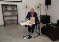 """Seimo narys A. Anušauskas pristatė knygą  """"Aš esu Vanagas"""""""