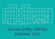 Jurbarko rajone užsiregistravo pirmasis visuomeninis rinkimų komitetas