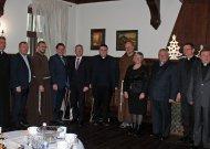 Adventinis susitikimas Jurbarko krašto muziejuje su dvasininkais