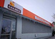 """Nauja """"Gulbelės"""" parduotuvė S. Daukanto gatvėje"""