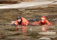 Viešvilėje aplinkosaugininkai dalyvaus saugus elgesio ant ledo pratybose