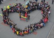 Švęskime Lietuvos valstybės atkūrimo dieną – renginiai prasideda!