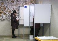 Išankstinis balsavimas: aktyviausi  - serediškiai