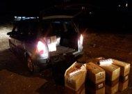 Su rūkalų kroviniu įkliuvusiam Jurbarko gyventojui gresia rimti nemalonumai