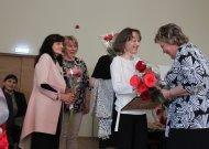 Su profesine švente pasveikinti rajono medikai