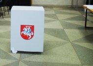 Balsavimas iš anksto: Jurbarko rajonas pagal aktyvumą per vidurį