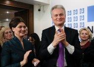 Prezidento rinkimai: šalies vadovo postas - Gitanui Nausėdai
