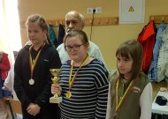 Jurbarko šachmatininkai iš Gargždų parsivežė 5 medalius