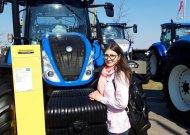 Gražiausios kaimo merginos konkurse ir mergina iš Eržvilko