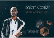"""Ypatingas projektas """"Isaiah Collier & the Chosen Few"""" – Panemunės pilyje"""