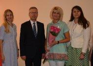 Jurbarko švietimo centre – nauja direktorė