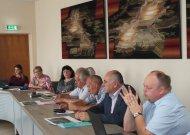 Aptarti planai, kaip atgaivinti Jurbarko miesto pramoninę zoną