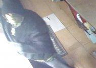 Belvederio degalinėje vagis prisigrūdo pilną maišą cigarečių ir paspruko