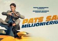 """Kino filmas """"Pats sau milijonierius"""""""