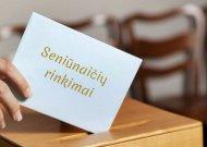 Skelbiami  pakartotiniai naujamiesčio seniūnaitijos seniūnaičio rinkimai