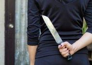 Neblaivių moterų ginklas – peilis