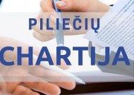 Pasirašoma Jurbarko rajono savivaldybės piliečių chartija