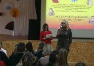 Konferencija Naujamiesčio progimnazijoje: ką jaučia, mąsto ir kalba mokiniai