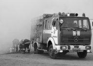 Savaitgalis ugniagesiams darbingas