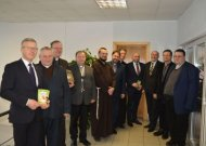 Padėkos pietų sukvietė rajono kunigus ir vienuolius