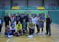 Gimnazijos sporto salėje virė naktinio tinklinio kovos (NUOTRAUKOS)