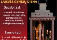 Laisvės gynėjų diena Jurbarko krašte: su Atminimo laužais ir patriotinėmis dainomis (VIDEO)