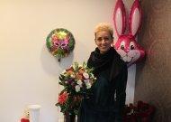 """Jurbarkietė verslininkė pristato unikalią naujovę – """"Giedrės gėlės"""" savitarną"""