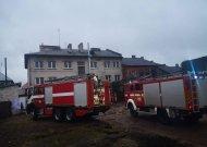 Priešgaisrinės tarnybos ekipažai iškviesti  į Kauno gatvę