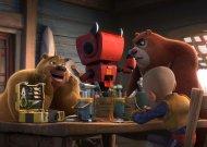 """Kino filmas vaikams """"Broliai meškinai ir fantastiškas nuotykis"""""""