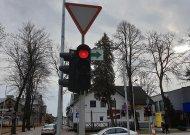 Žalios rodyklės grįžo į Jurbarko gatves