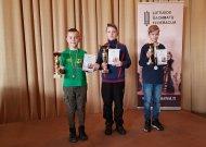 Jurbarkietis - Lietuvos jaunučių šachmatų čempionas