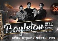 BOYLSTON Jazz Group Jurbarke