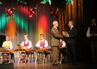Jurbarke Kovo 11-ąją pagerbti aktyviausi ir pilietiškiausi šauliai