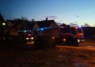 Trys ekipažai gaisro gesinti suvažiavo į Ugniagesių gatvę