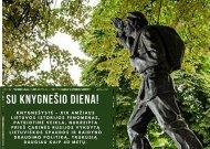Jurbarkas. Lietuva. Kovo 16-oji – Knygnešio diena. Pirmoji karantino diena.