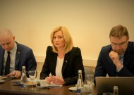 Aktualiais klausimais savivaldybės tarėsi nuotoliniu būdu (paskelbta, ar bus tarybos posėdis)