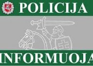 Policija perspėja: saviizoliacija nėra viešųjų erdvių, parkų lankymas