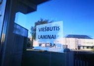 Oficialu: paskelbtas koronavirusu užsikrėtusio asmens Jurbarke maršrutas