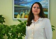 Jurbarko r. savivaldybės Švietimo, kultūros ir sporto skyriaus vedėja Jolita Jablonskienė