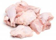 Uždraudė realizuoti 19 tonų nesaugios vištienos iš Lenkijos