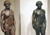 V. Grybo memorialinis muziejus atsisveikino su viena ypatinga skulptūra